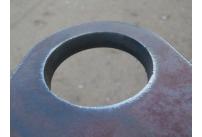 Lakštinio metalo pjovimas plazminėmis staklėmis