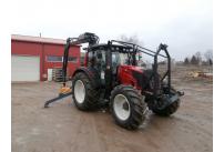 Traktorių įrengimas
